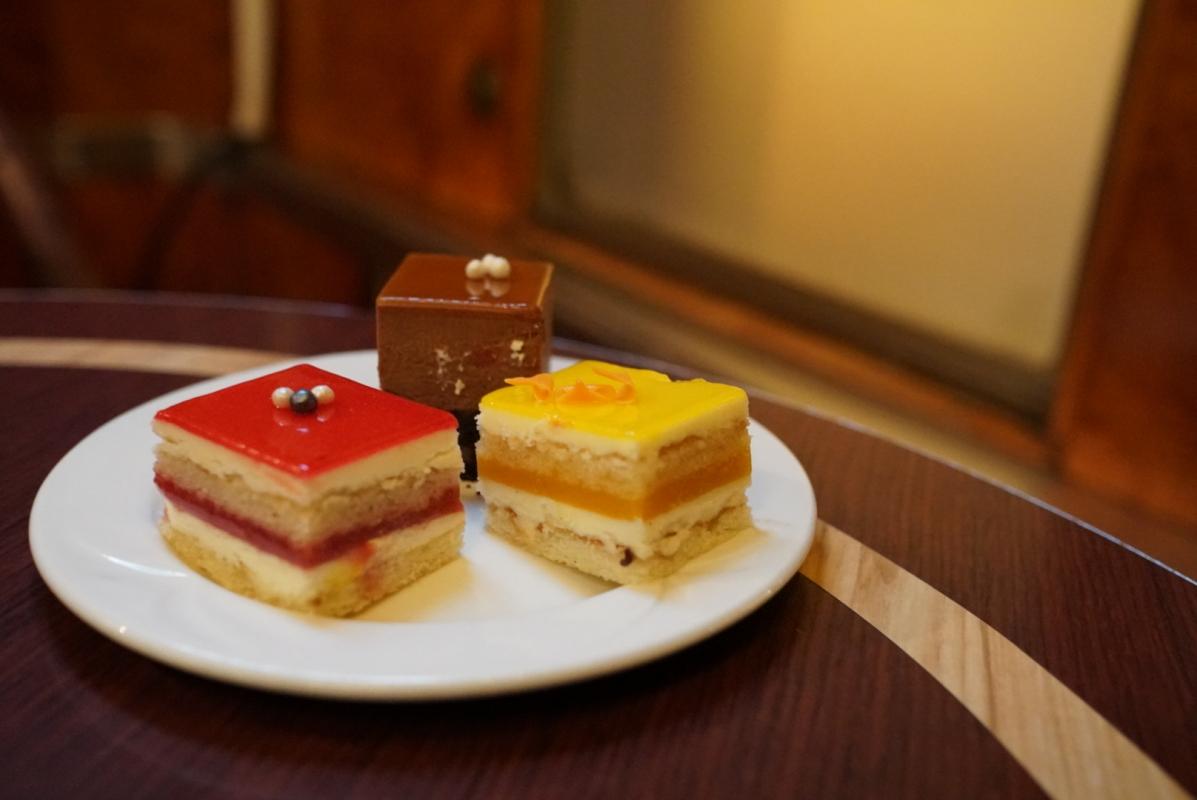 queen mary dessert