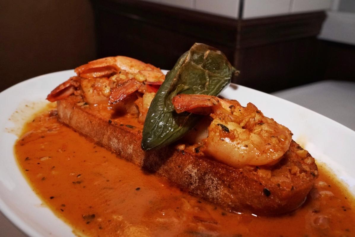 queen mary bbq shrimp