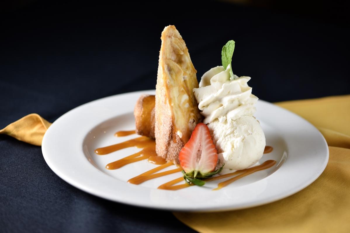 Harborside dessert