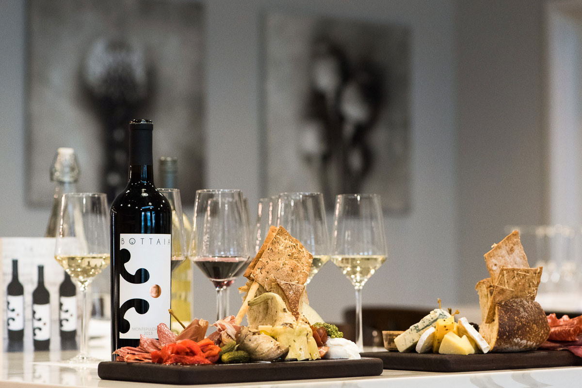 We Found the Best Wine, Cheese, & Charcuterie Pairing in Temecula at Bottaia Winery