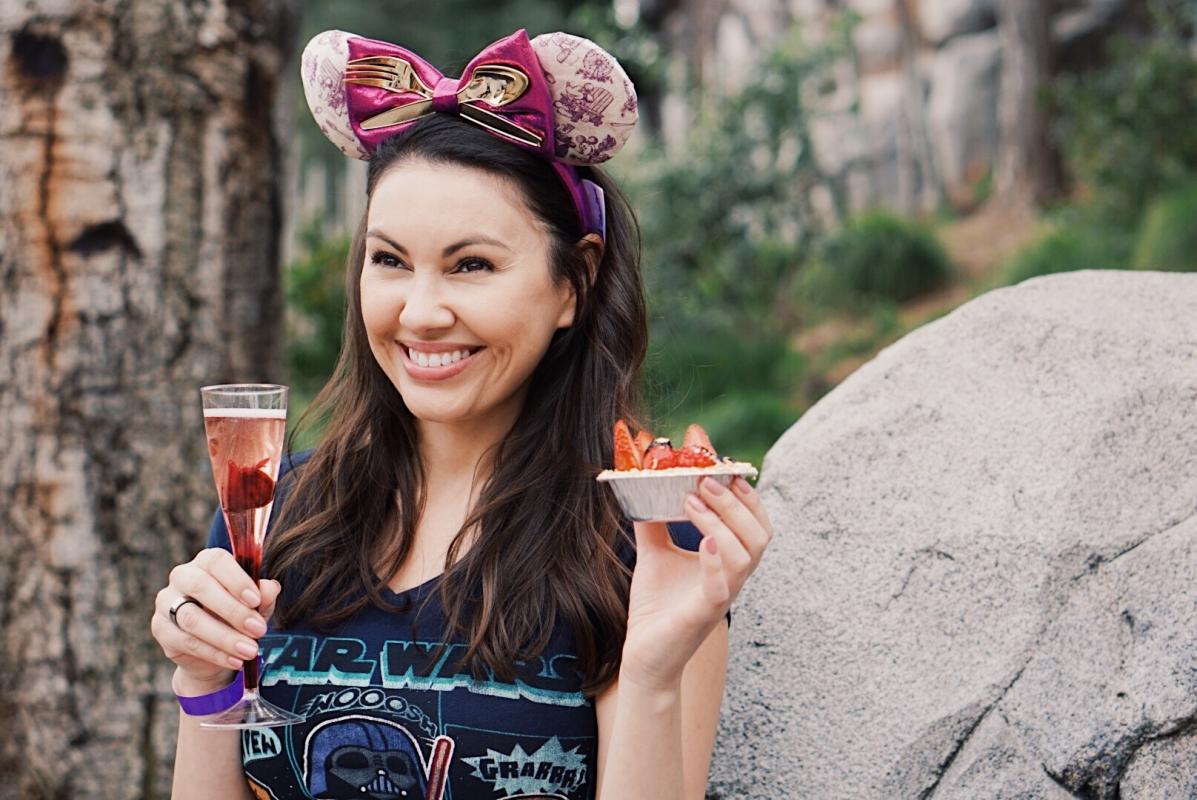 Disney California Sondra Barker
