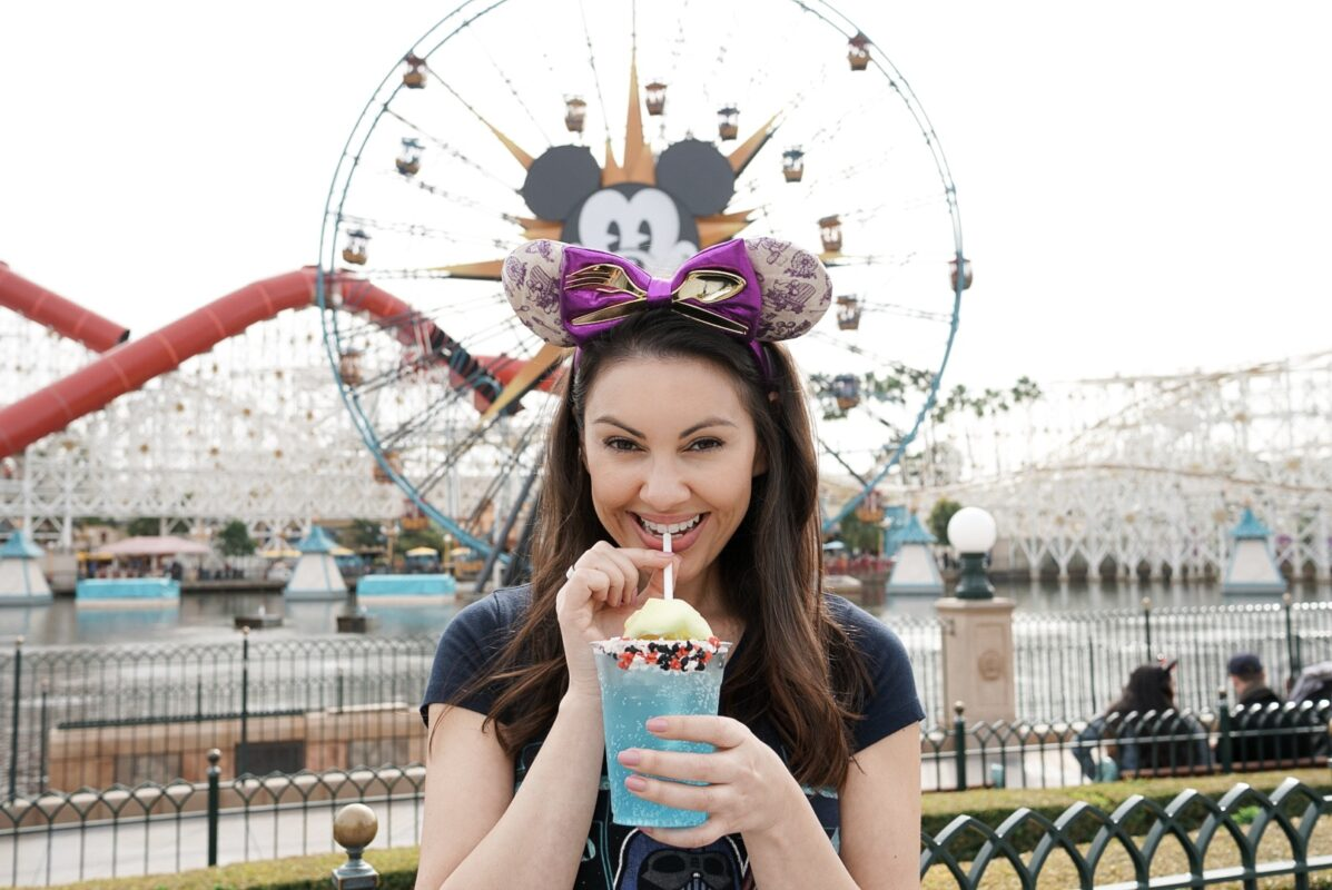 Disneyland Sondra Barker