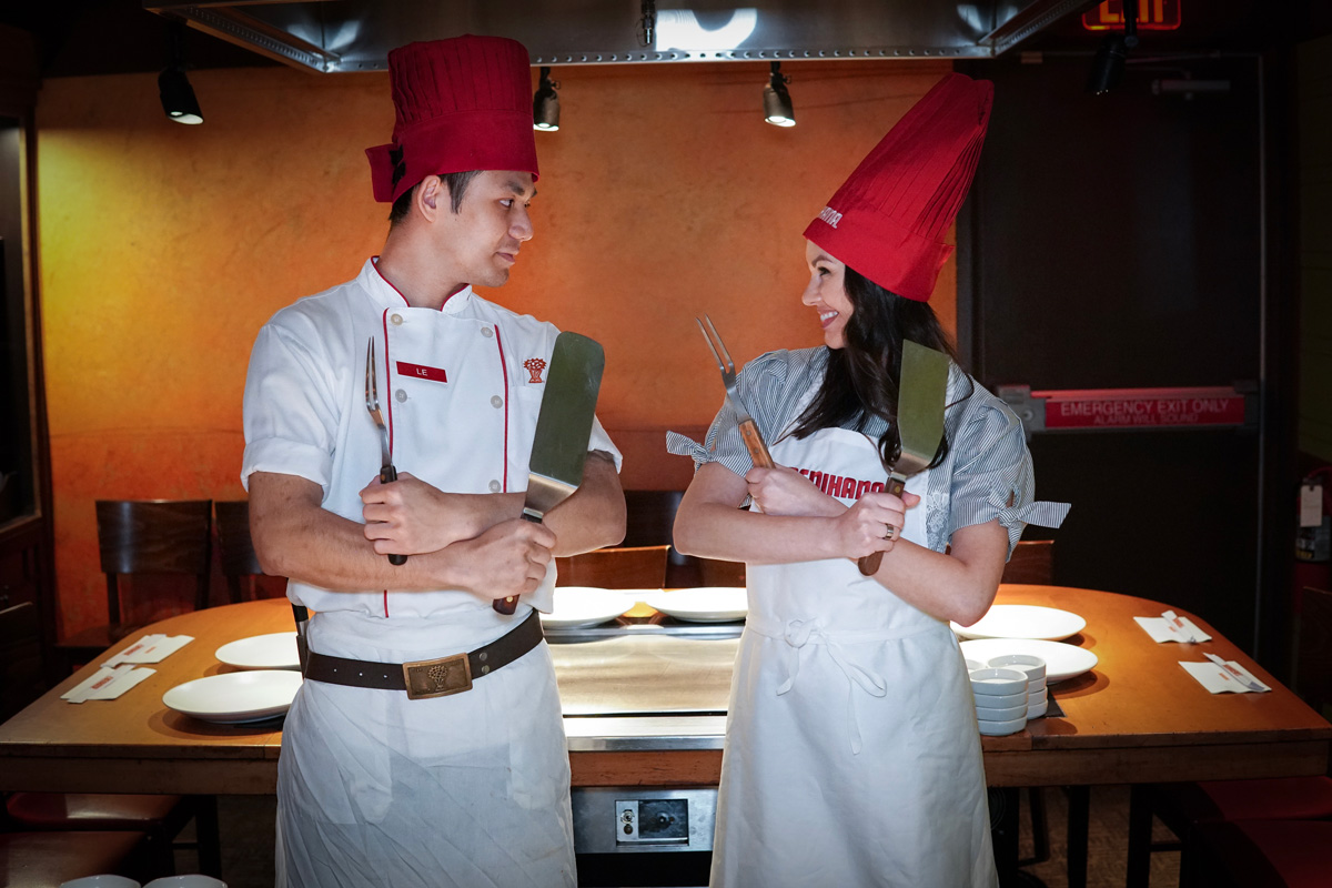 The Benihana Be The Chef Experience Lets You Awesomely Live Out Your Foodie Fantasy