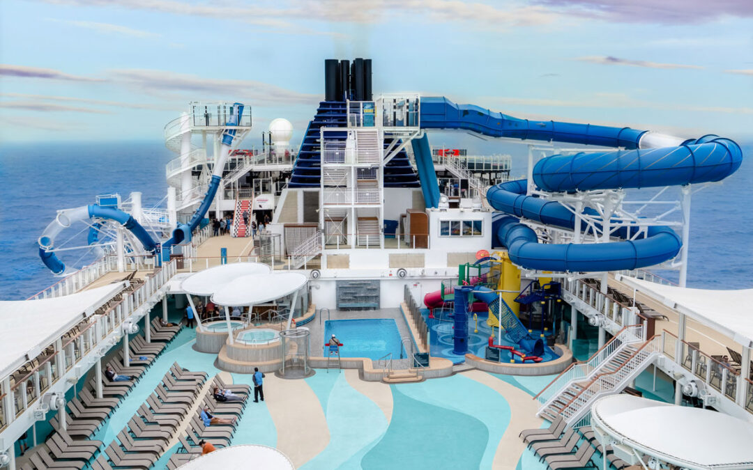 You'll Never Run Out of Thing To Do on the New Norwegian Joy Cruise Ship