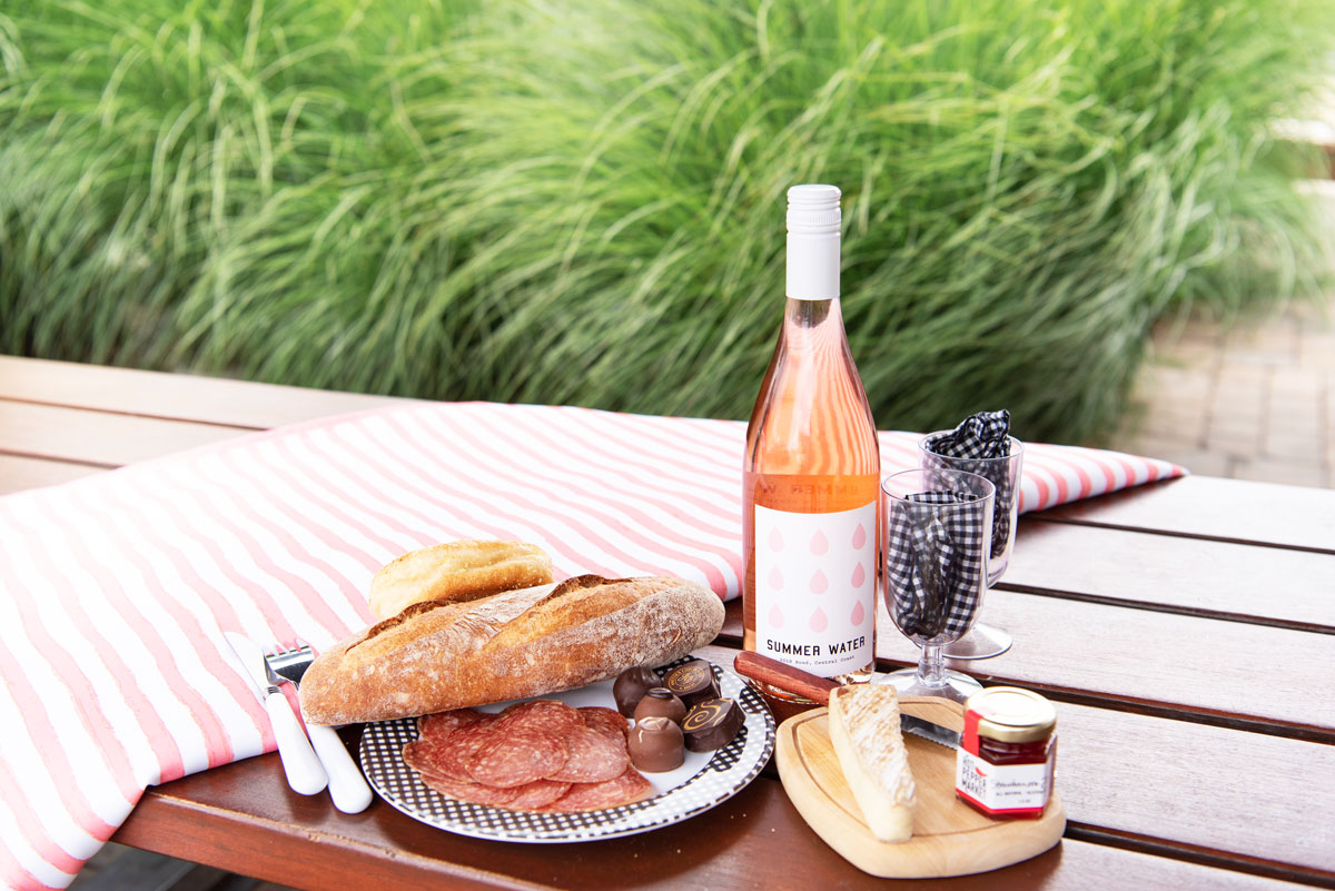 Create the Perfect Picnic with the Culinary Shops at Downtown Napa's Oxbow Public Market