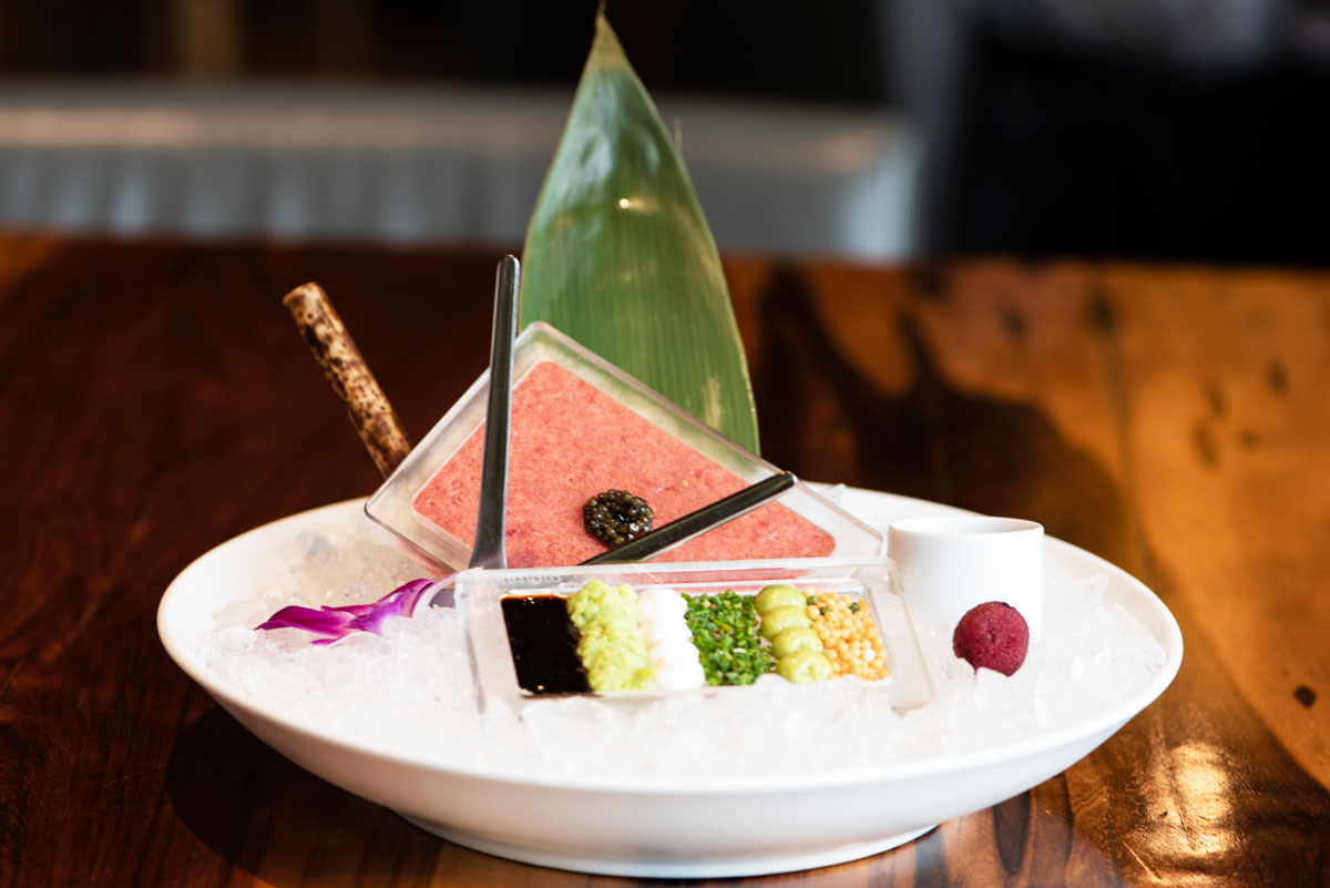 Discover Why This Iron Chef Reigns Supreme at Morimoto Napa