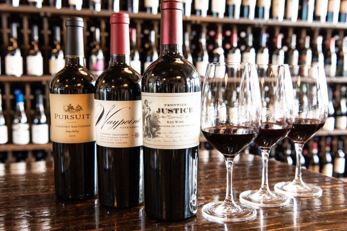 Napa-Bounty-Hunter-Wine-Tasting
