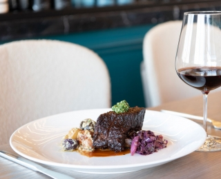 First Glance: Fable & Spirit in Newport Beach Impresses with Sophisticated Irish Cuisine