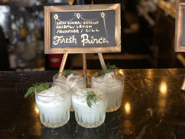 The Country Club Cocktails