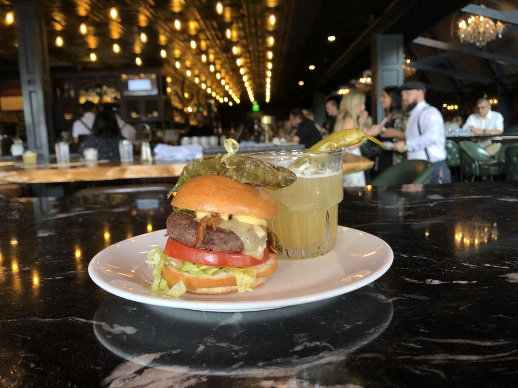 OC Burger Week Matador Cantina