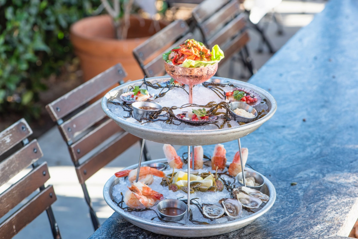 Taps-seafood-tower