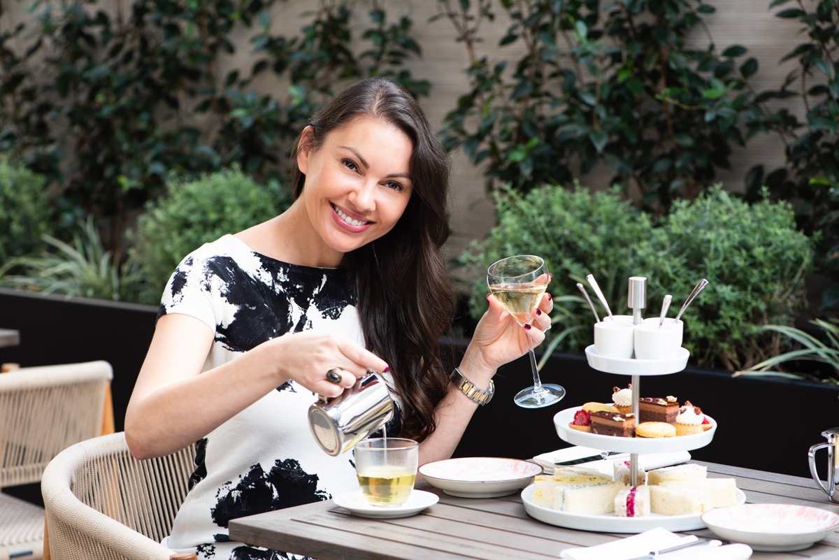 Knife Pleat's Afternoon Tea Will Have You Feeling Like Royalty