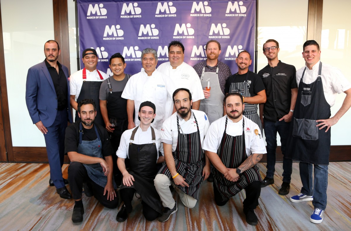 March of Dimes Orange County Signature Chefs Auction 3