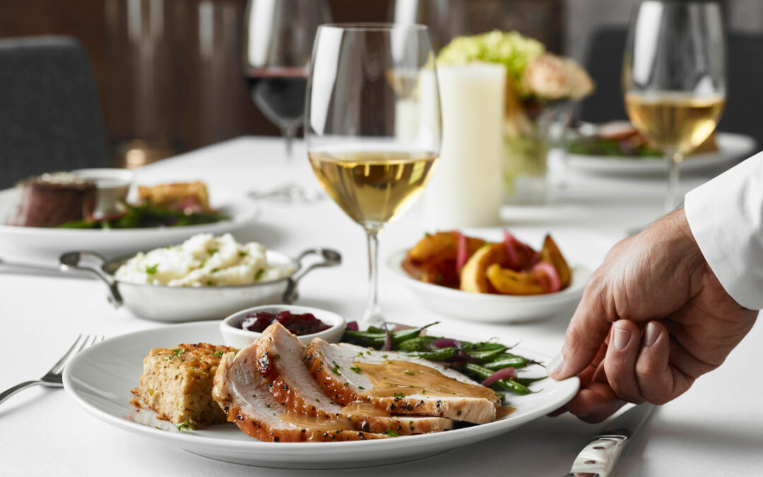 Where to Book Your Reservation for Thanksgiving in Orange County 2019