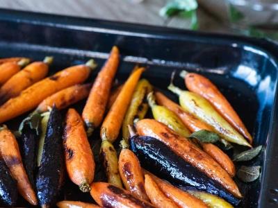 Sage-Roasted-Carrots