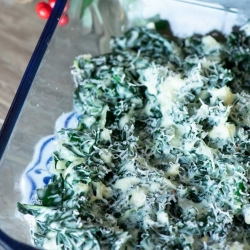 This Creamed Kale Recipe is the Healthier Alternative to Creamed Spinach