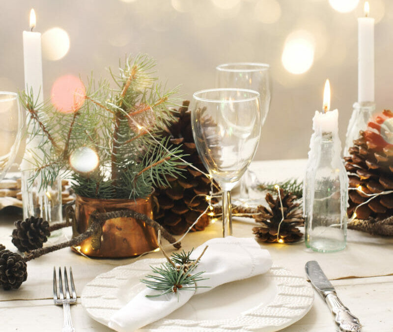 It's Christmas Time in Orange County, Here's Where to Dine This Season