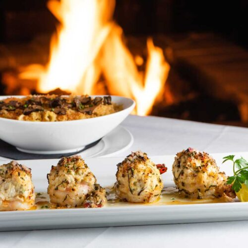 In the Mood for the Most Decadent Dinner of Your Dreams? We've Got Just the Place!