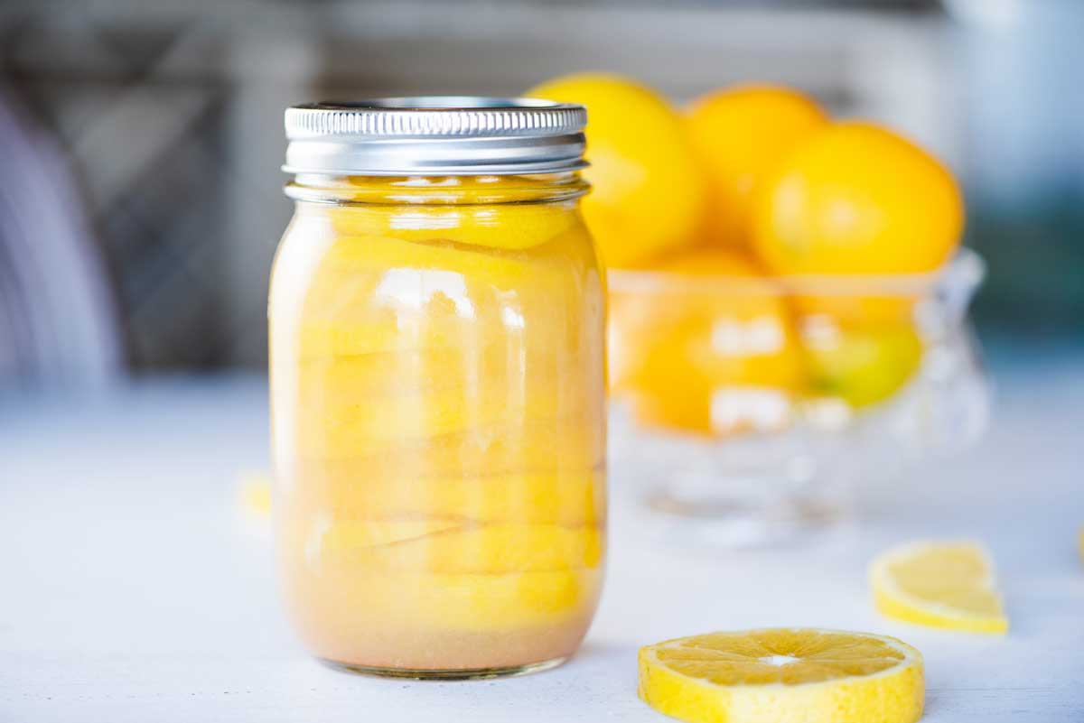 An Easy Preserved Lemon Recipe and How to Use Them