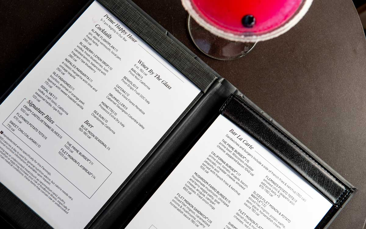 Flemings-Steakhouse-Happy-Hour-Menu-Newport-Beach