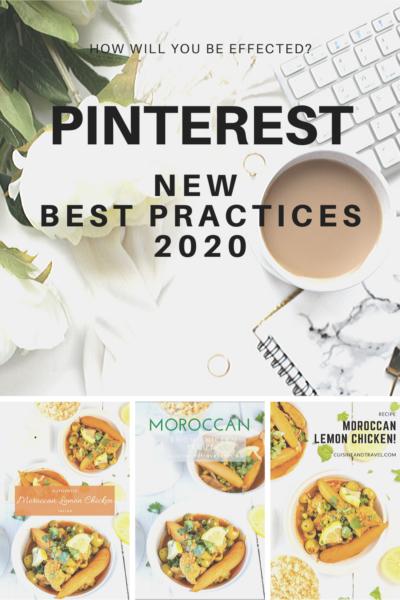 New Pinterest Best Practices 2020