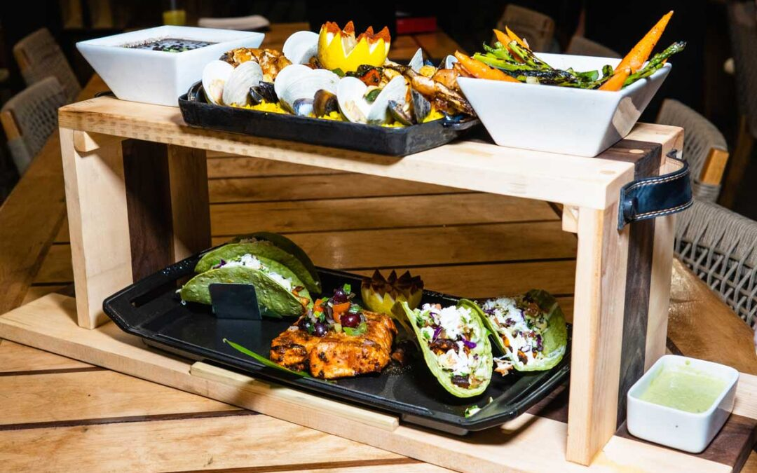 "Taco Rosa in Irvine & Newport Beach Introduces Delicious New Family Style ""Taplitas"" Platters"