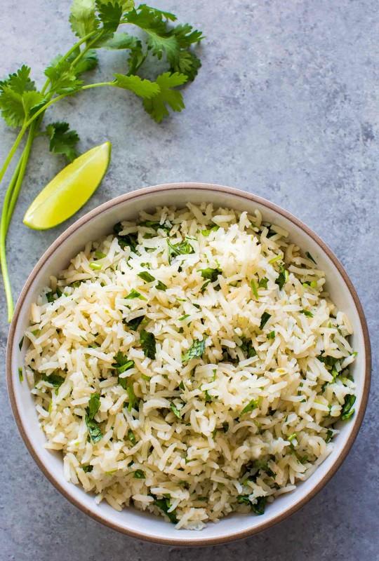 Cilantro-Lime-Rice-Recipe