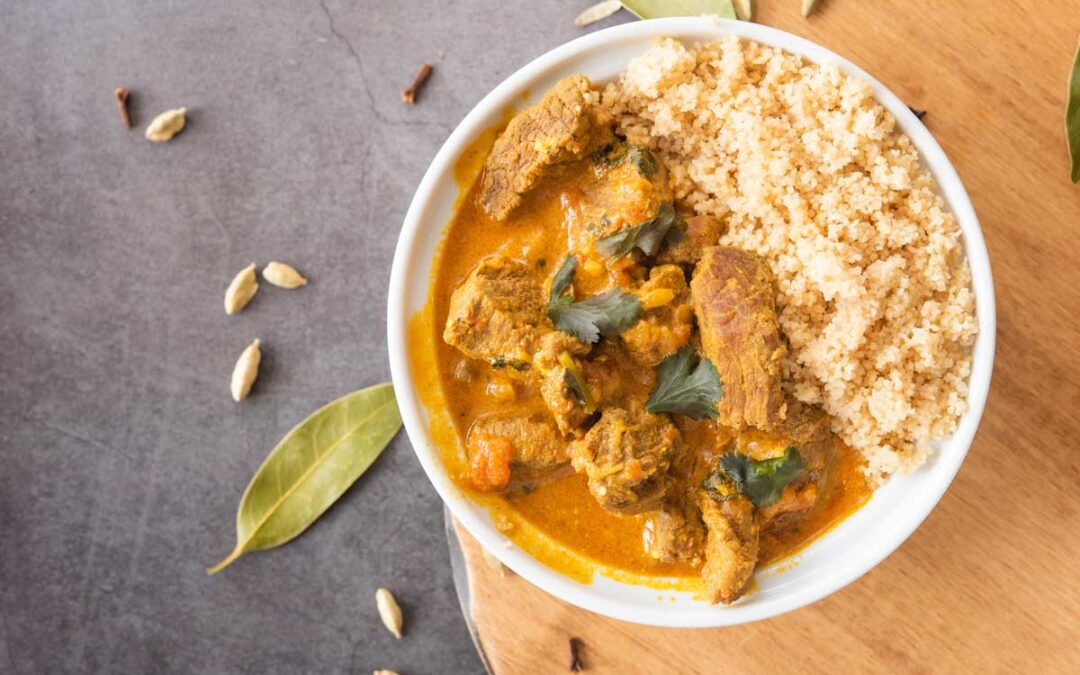 Flavorful & Authentic Indian Lamb Curry Recipe