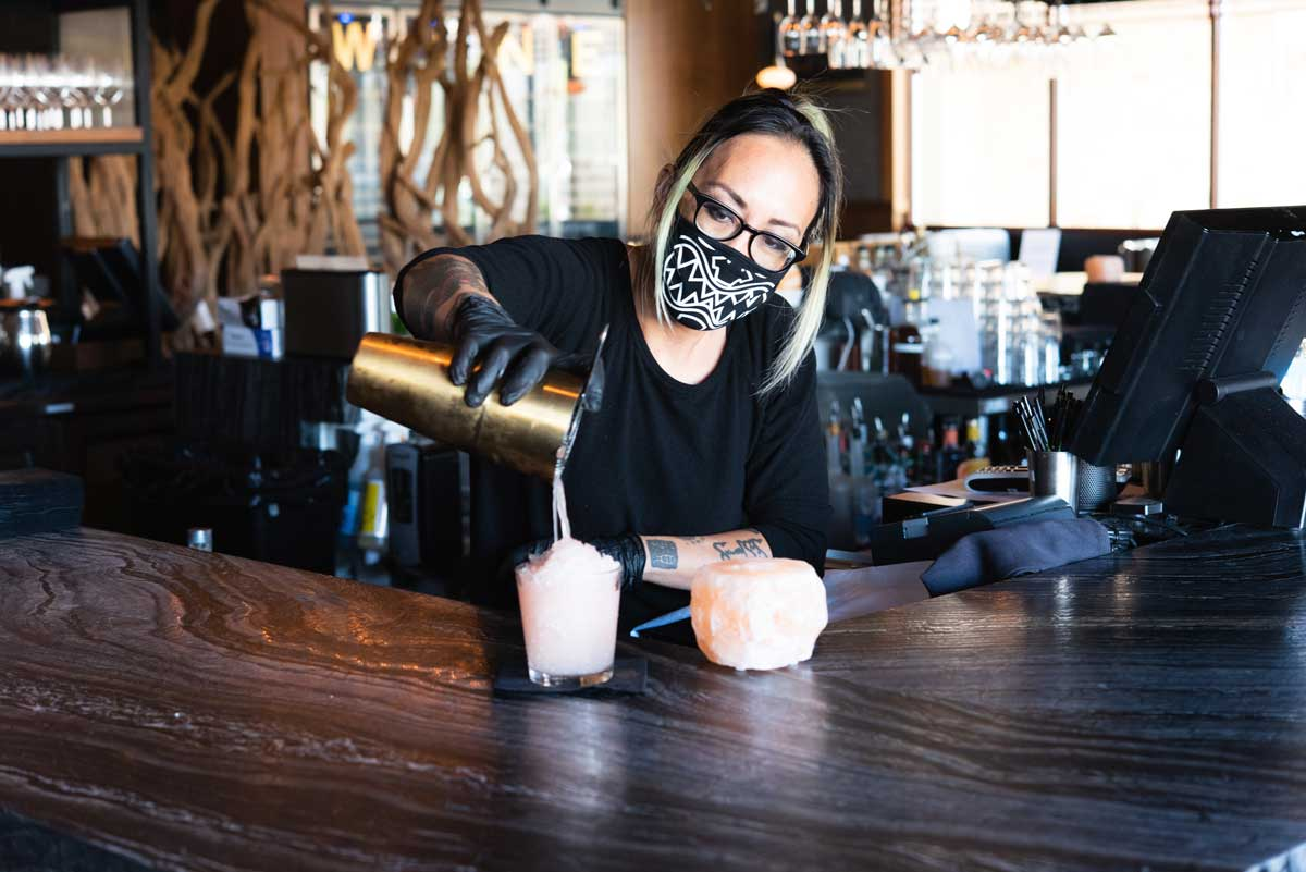 Olea-Bartender