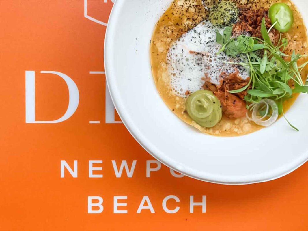 newport beach restaurant month