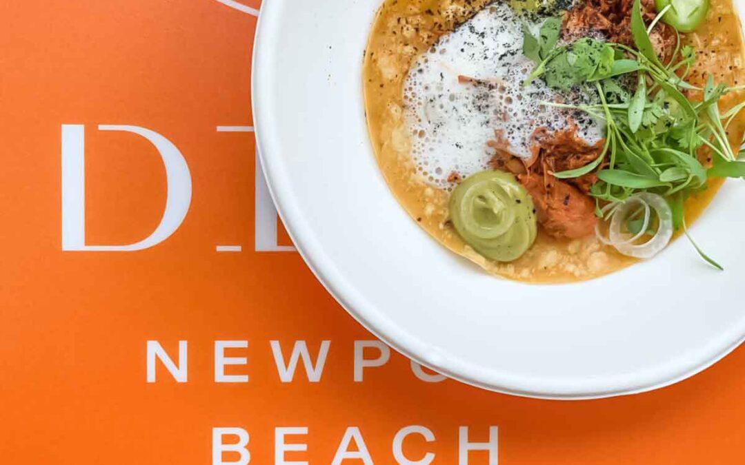Don't Miss Newport Beach Restaurant Month All September Long!