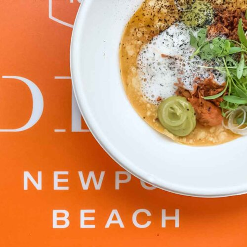 Don't Miss Newport Beach Restaurant Month All September Long!
