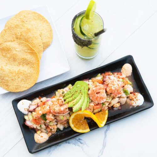 La Barra in Dana Point Impresses With Their Coastal Mexican Cuisine