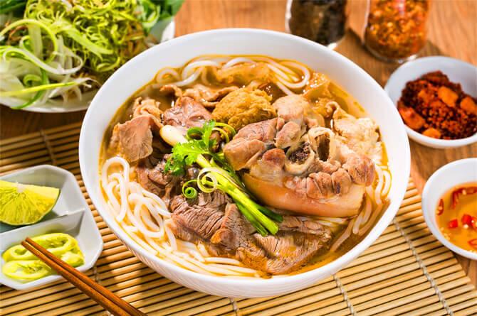 Hue Beef Noodle Soup