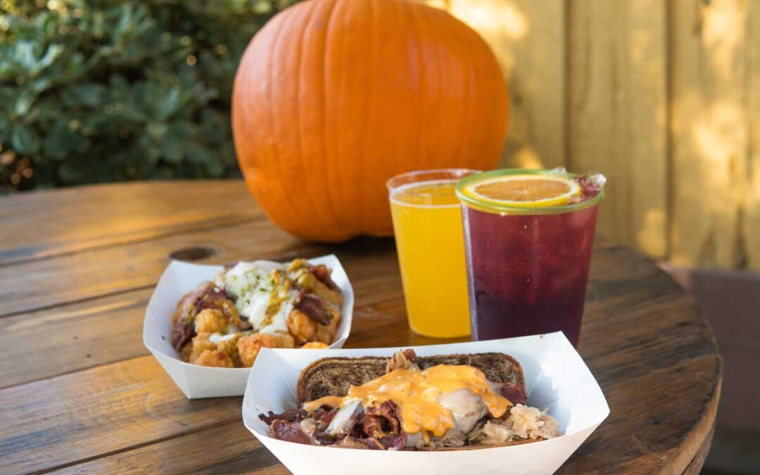 Get Ready to Celebrate the Holidays with the Knotts Berry Farm Taste of Falloween