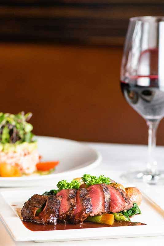 Bayside-Restaurant-Happy Hour Steak