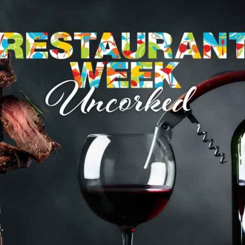OC Restaurant Week Uncorked Starts This Week!