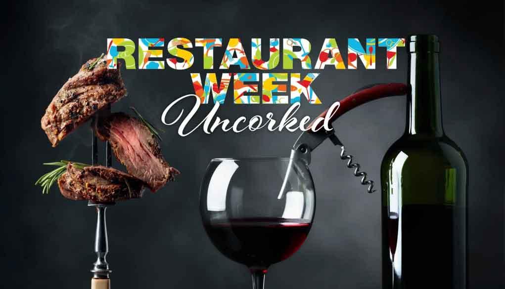 OC Restaurant Week Uncorked Starts This Week!