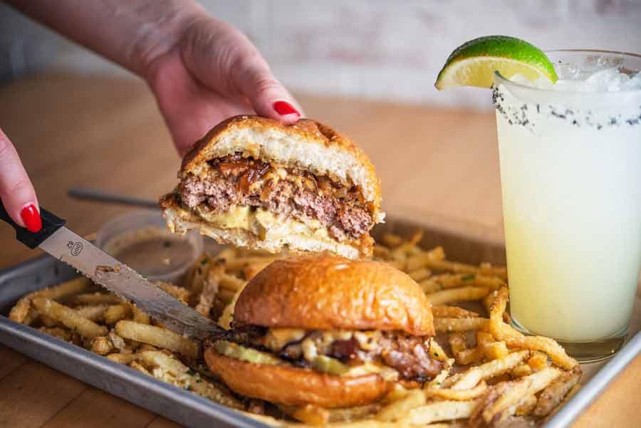 Hopdoddy-burger-bar-truffle-burger