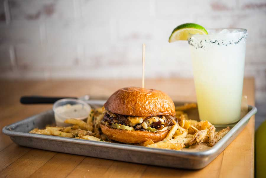 Head to Hopdoddy Burger Bar to Indulge All Your Naughty Cravings