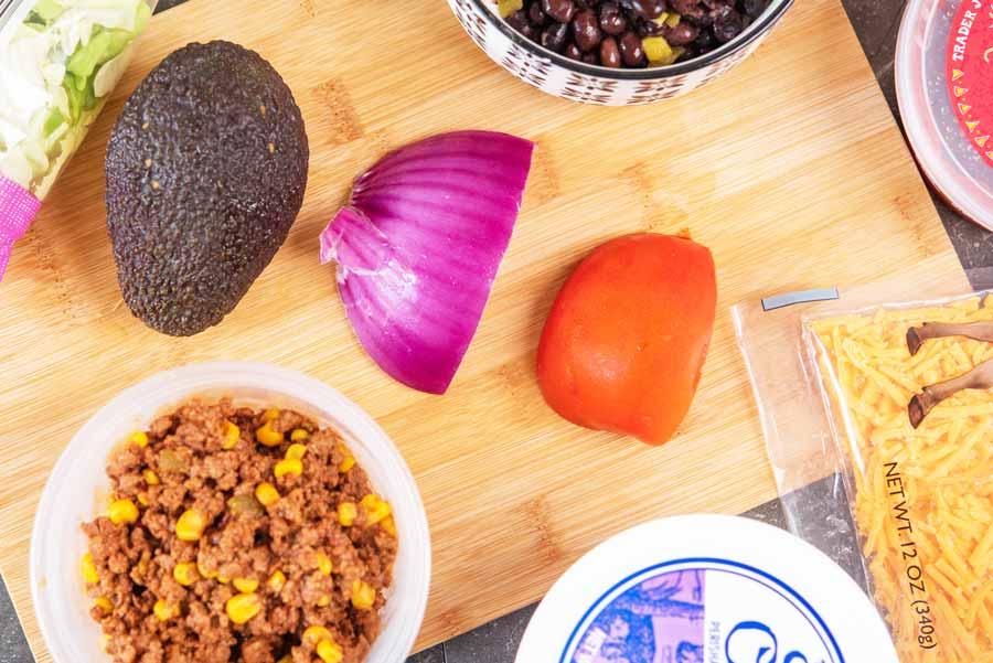 Keto-Taco-Bowl-Ingredients