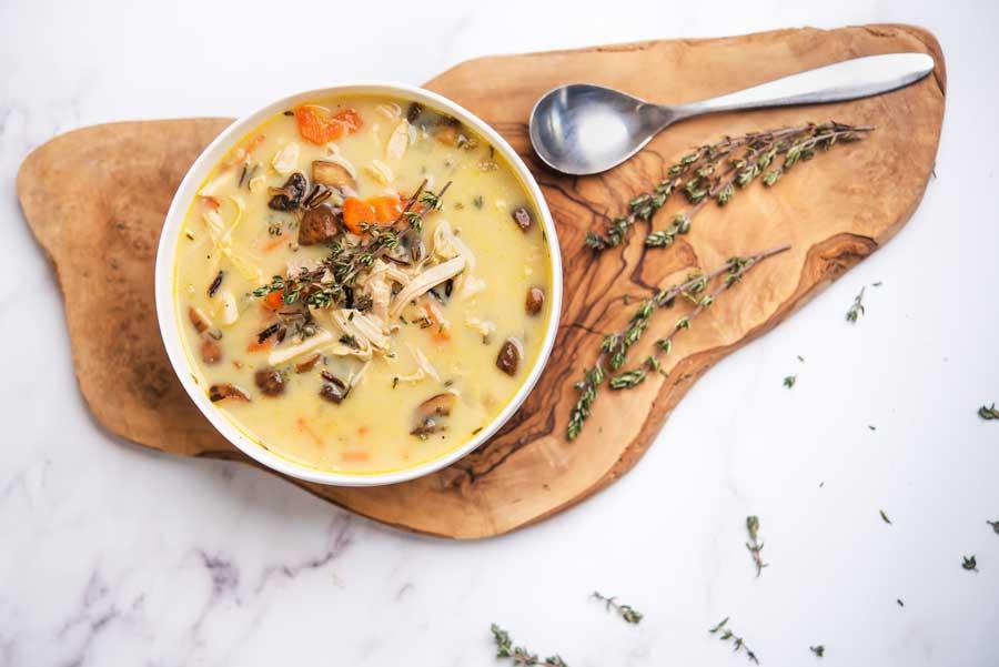 Chicken-Wild-Rice-Soup-Instant-Pot