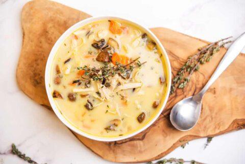 Chicken-wild-rice-soup-recipe