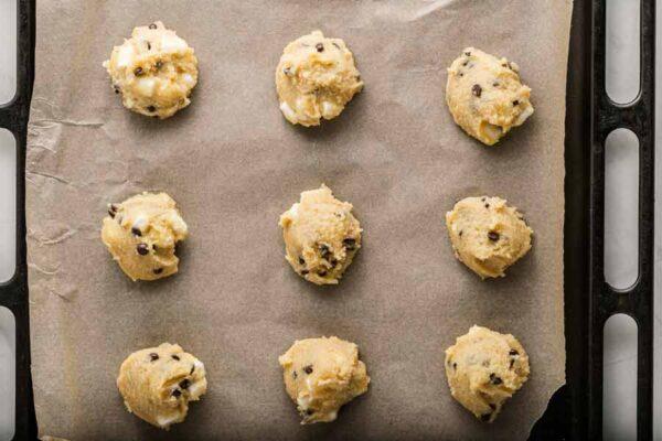 smores cookie dough