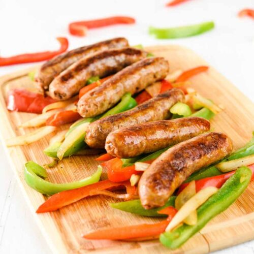 Instant Pot Sausage and Peppers Recipe