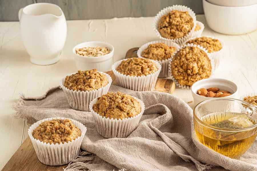 healthy-banana-muffins