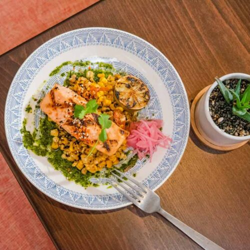 O Sea Brings Fine Casual Seafood Dining to Old Town Orange