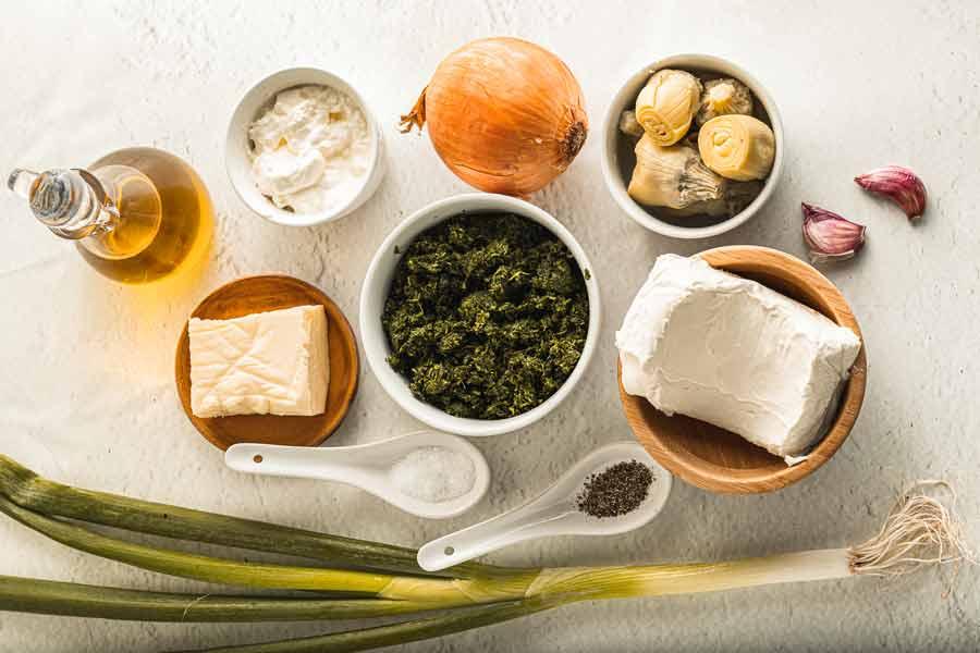 spinach-artichoke-dip-ingredients