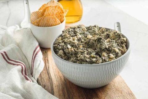 healthy-spinach-artichoke-dip