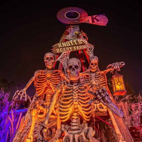 Knotts Scary Farm 2021 Is Back For a Spooktacular Return to the Park!